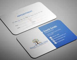 nº 39 pour Design Business Cards par smartghart