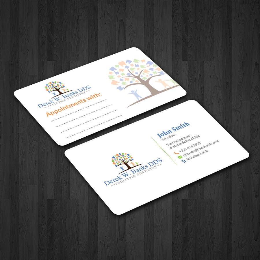 Entry 8 By Papri802030 For Design Business Cards Freelancer