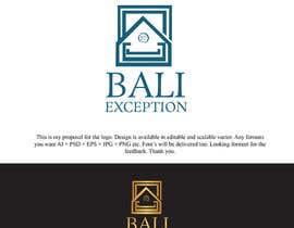 Nro 170 kilpailuun BALI EXCEPTION käyttäjältä bpsodorov