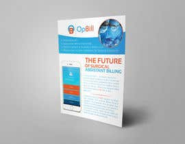nº 35 pour Design a Flyer for Medical Billing par ImranMahmudSaif
