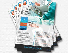 nº 8 pour Design a Flyer for Medical Billing par oronno12