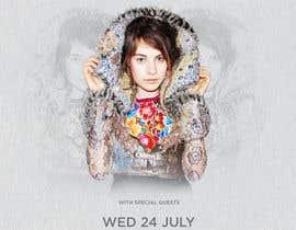 nº 24 pour Concert poster design par madartboard