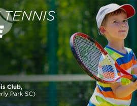 nº 44 pour Design a Tennis Banner par Aleriks