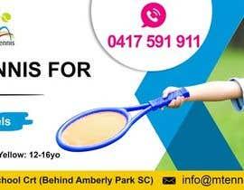 nº 52 pour Design a Tennis Banner par satishandsurabhi