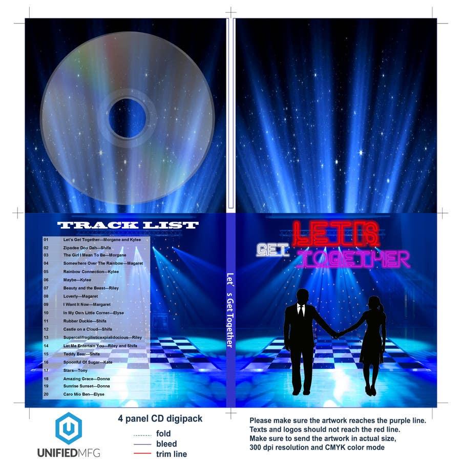 Proposition n°10 du concours CD Cover Art