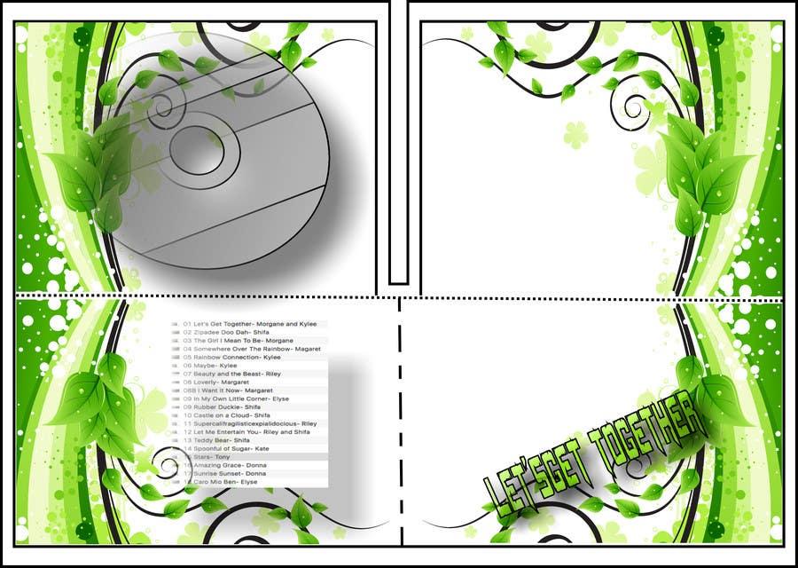 Proposition n°8 du concours CD Cover Art