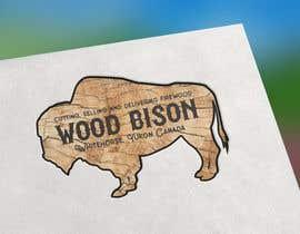 """Nro 7 kilpailuun Business logo """"Wood Bison"""" käyttäjältä stuartcorlett"""
