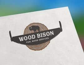 """nº 16 pour Business logo """"Wood Bison"""" par stuartcorlett"""