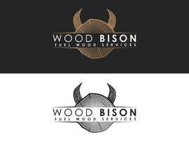 "nº 35 pour Business logo ""Wood Bison"" par ZainJDesign"