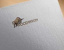 """nº 42 pour Business logo """"Wood Bison"""" par rmReyad"""