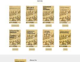 nº 13 pour Landing Page For a Free Book par mihrana94