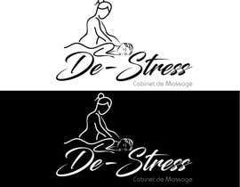 Nro 45 kilpailuun Logo pour cabinet de massage et soins du corps käyttäjältä modernart86