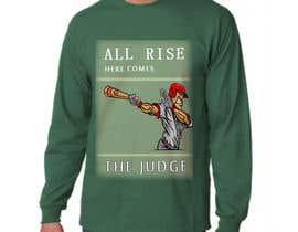 Nro 36 kilpailuun T-Shirt Design käyttäjältä omarelnagar14