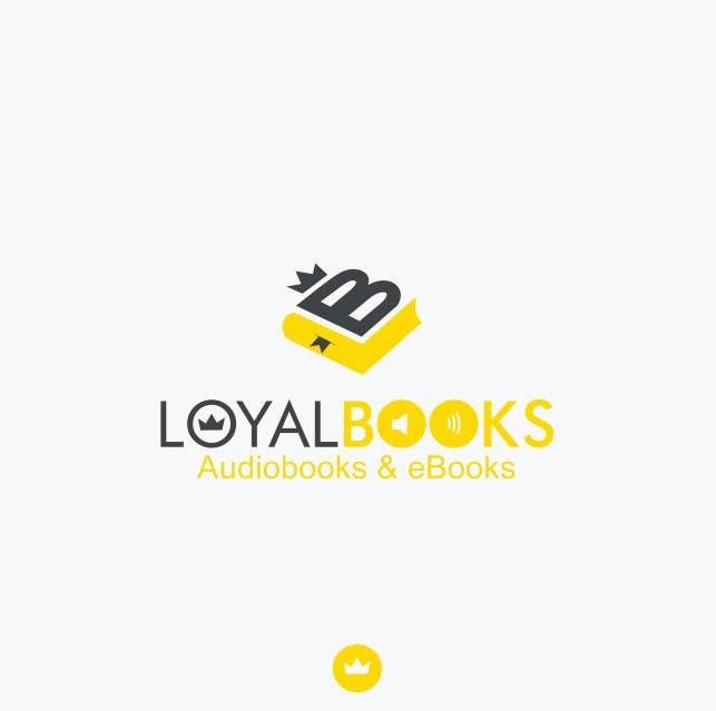 Penyertaan Peraduan #                                        73                                      untuk                                         ~~ Logo Design ~~ for Audiobooks & eBooks site