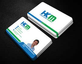 Nro 32 kilpailuun Design my Business Cards käyttäjältä HR1Designer