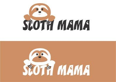 #18 for Logo Design for SLOTH MAMA by crazenators