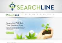 Graphic Design Entri Peraduan #58 for Design a Logo for Searchline