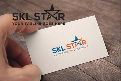 #95 for Require a corporate logo for SKL Star by Graphics786Aman