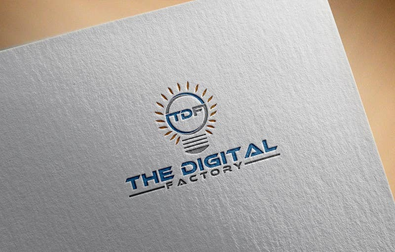 Contest Entry #93 for Design a Logo for the The Digital Factory