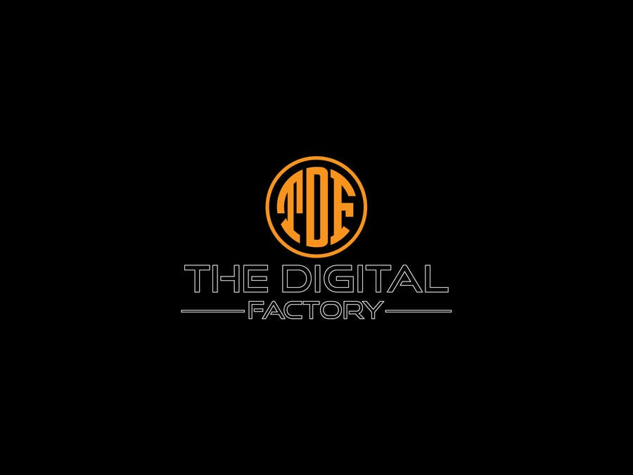 Contest Entry #76 for Design a Logo for the The Digital Factory