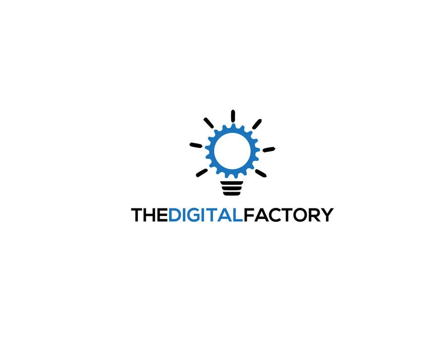 Contest Entry #37 for Design a Logo for the The Digital Factory