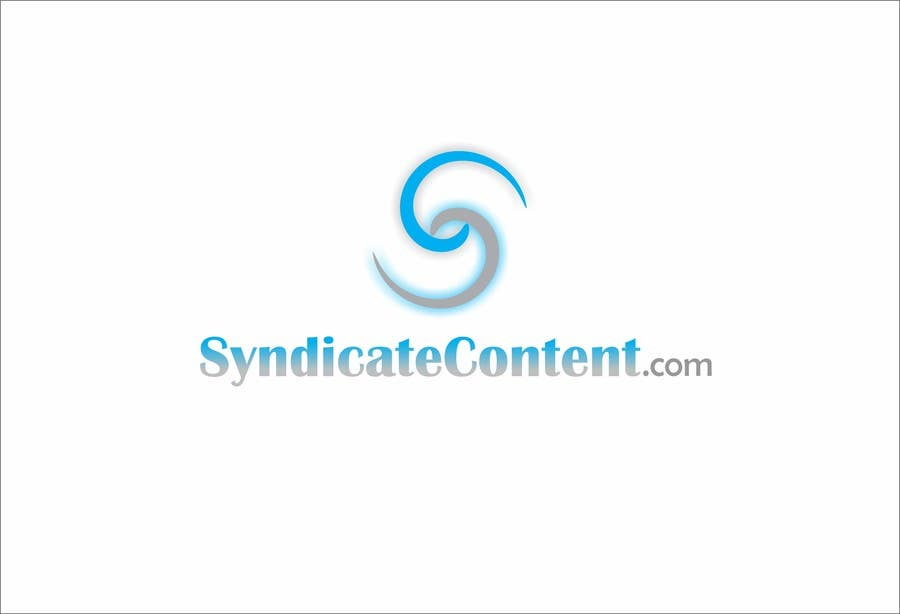 #5 for Logo Design for Syndicate Content - www.syndicatecontent.com by febriyanto