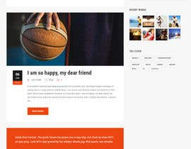 #5 for Wordpress Football Blog (WESTHAMNOW) by MianAliMujtaba