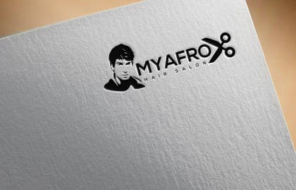 "#20 for logo design for my "" MyAfro"" by absiddik1679"