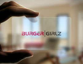 nº 215 pour Design a Logo Burger Girlz par freedoel