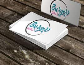 nº 202 pour Design a Logo Burger Girlz par SERGlO