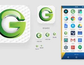 nº 8 pour Design an App Icon using existing logo par nihalhassan93