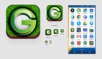 Proposition n° 9 du concours Graphic Design pour Design an App Icon using existing logo