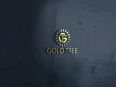 #50 for Golden Tree logo by RealReflection