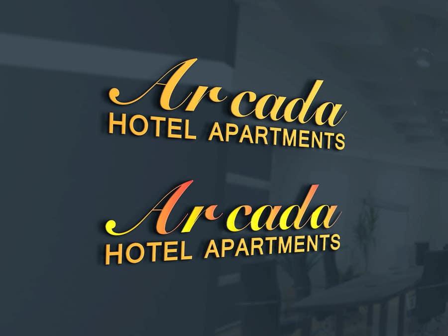 Proposition n°99 du concours Re-Design Arabic Logo for Hotel