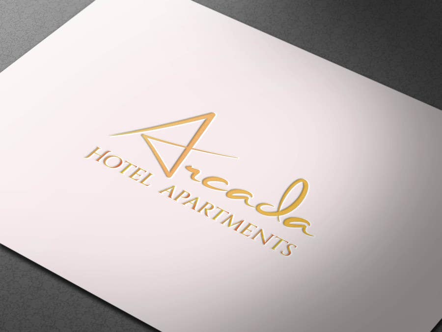 Proposition n°90 du concours Re-Design Arabic Logo for Hotel