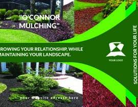 Nro 3 kilpailuun Landscaping Flyer käyttäjältä sharminporag