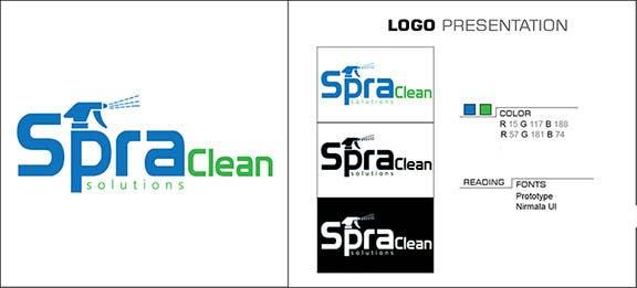 Proposition n°26 du concours Design a Logo (Spar-Clean Solutions)