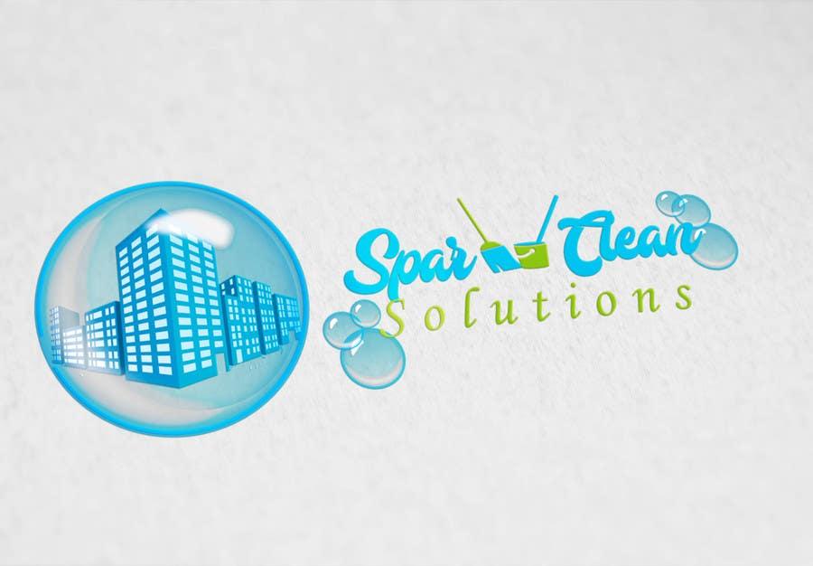 Proposition n°52 du concours Design a Logo (Spar-Clean Solutions)