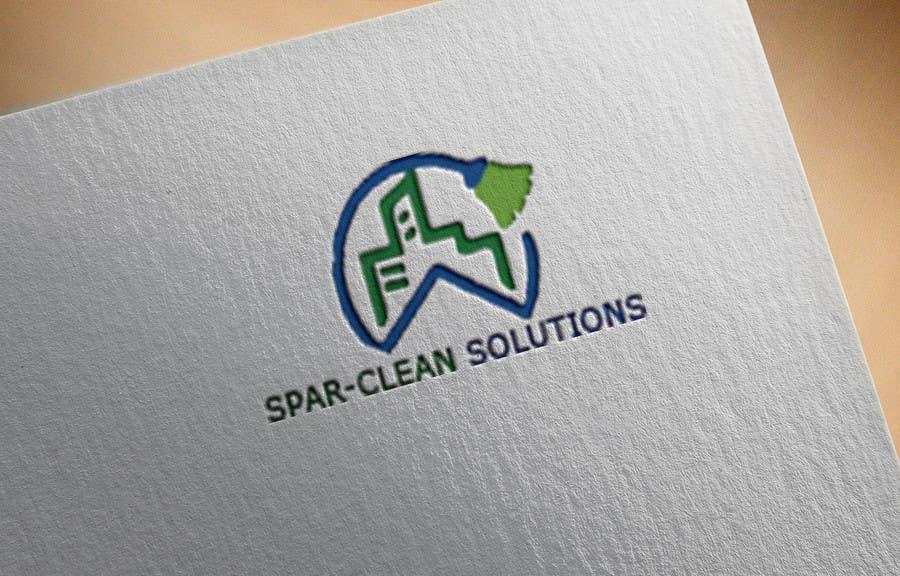 Proposition n°50 du concours Design a Logo (Spar-Clean Solutions)