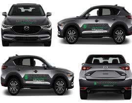 #4 for Design Vehicle Signage by TheFaisal