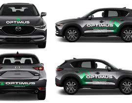 #5 for Design Vehicle Signage by TheFaisal