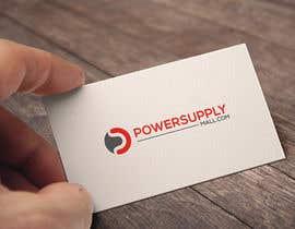 #231 for Design a Logo for our new website powersupplymall.com by Creativee69
