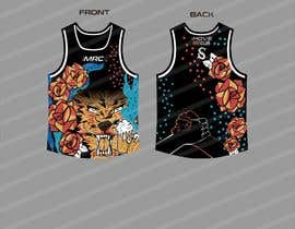 #27 for Replicate graphic art onto running singlet by gilart