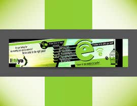 #6 for Design the Banner on my websites home page by eliartdesigns
