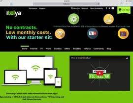 nº 8 pour Design the Banner on my websites home page par yucima