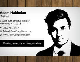 #263 for Design some Business Cards - Magician by petersamajay