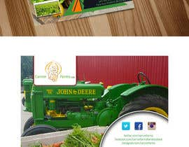 nº 10 pour Create postcard mailer for farm par Naumovski