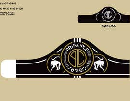 #12 for Design a Custom Cigar Band by peshan