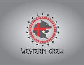Nro 94 kilpailuun Wolf & Shield Design Logo for t-shirts, flags, mugs etc käyttäjältä liveanarchy