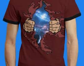 nº 60 pour Design a T-Shirt_inneruniverse par anieshiaka